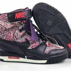d7cc5b7bd02 Nike W Air Revolution Sky HI LIB Liberty QS Black